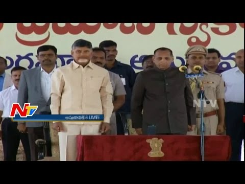 AP New Ministers Swearing-in Ceremony in Amaravati || AP Cab
