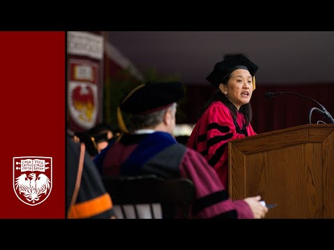 The 530th Convocation Address – The University of Chicago