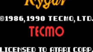 MESS ejecutando Rygar de Atari Lynx correctamente.avi