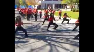 Black Stallion Marching Band at CSU 2013 Homecoming Parade Thumbnail