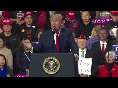 Trump morphs campaign slogan for 2020 run: 'Keep America Great!'