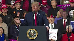 Trump morphs campaign slogan for 2020 run: 'Keep America Great!'