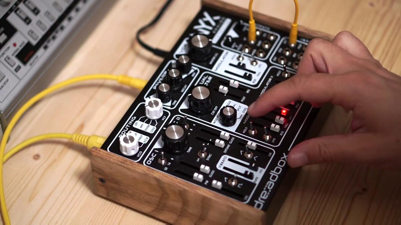 nyx - Dreadbox Synthesizers