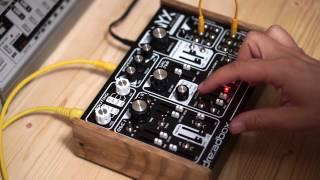 Dreadbox Nyx - first hands on this awesome semimodular synth (Riamiwo StudioVlog 33)
