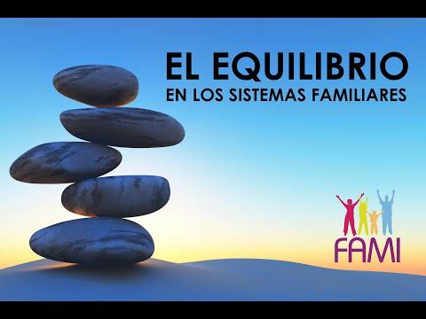 EL EQUILIBRIO EN LOS SISTEMA FAMILIARES