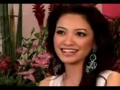Agni Pratistha - Puteri Indonesia 2006 in Miss Universe 2007 ( Official Riyo Mori Lovers ) HD