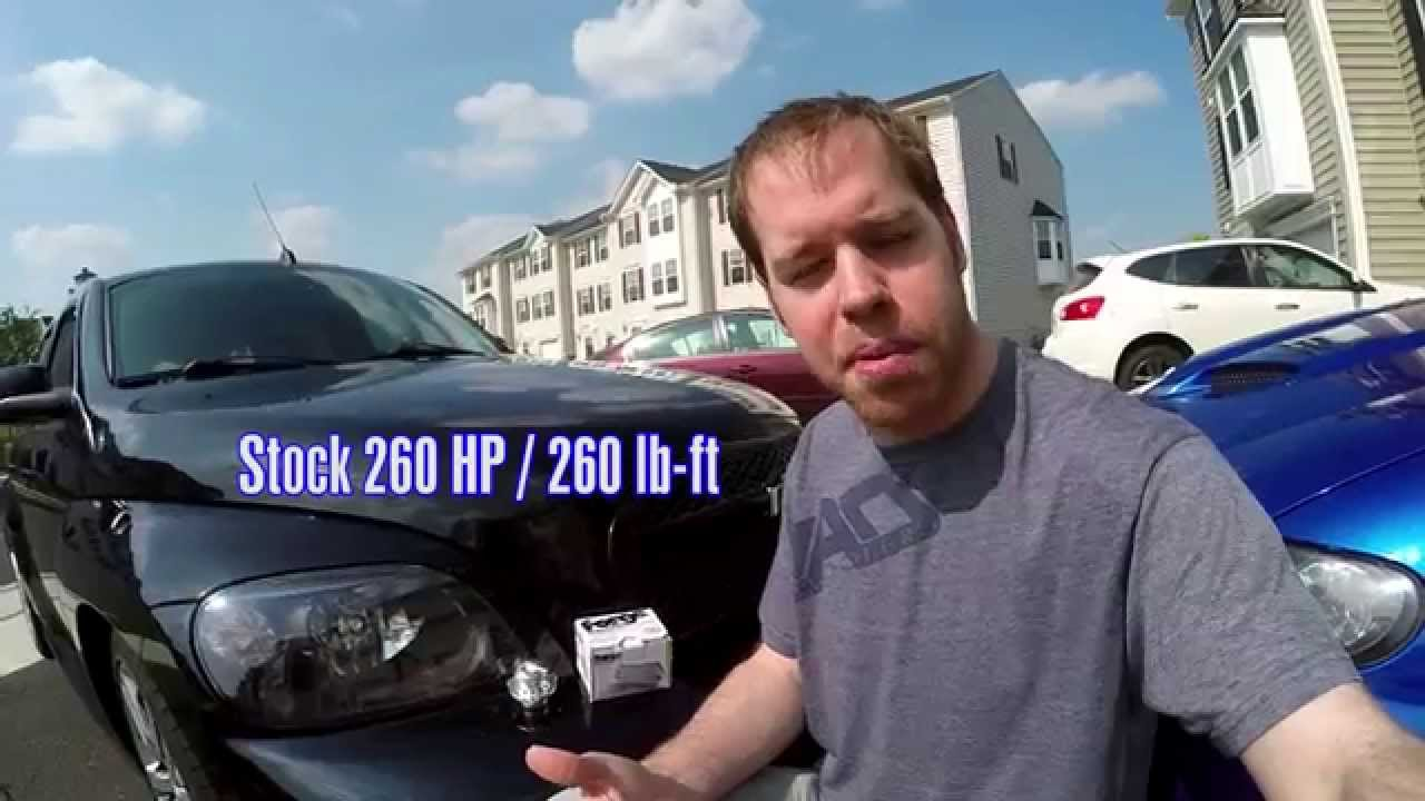 hhr ss turbo replacement
