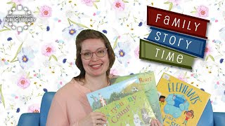video thumbnail: Family Story Time - Hide-and-Seek Stories!