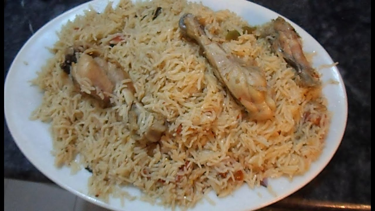 How to Make Pakistani Pulao (Chicken and Rice Dish)