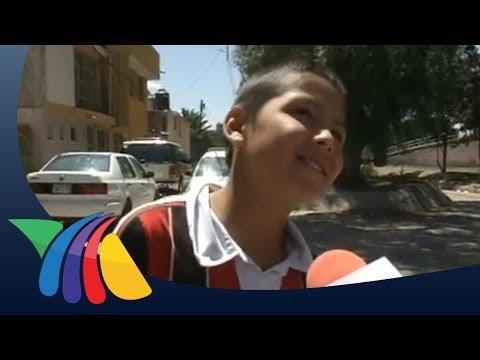 Suspensión de actividades escolares | Noticias de Zacatecas