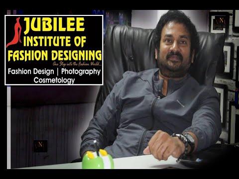 Interview Of Jubilee Institute Of Fashion Design Md Jaya Krishna Youtube
