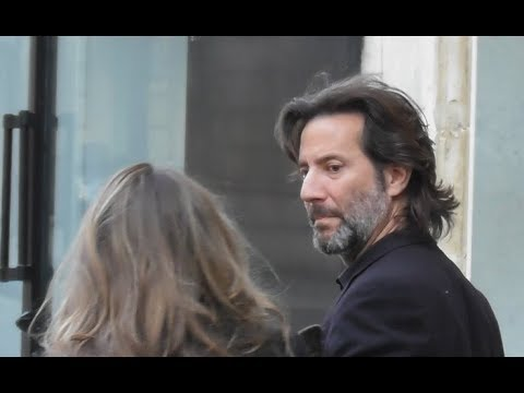 Henry Ian Cusick & Paige Turco  The 100 @ Paris 24 february 2018 for convention  février 2018