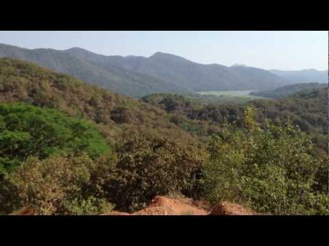 View From Mountain – Eco Village Mexico, Off-Grid Homes, Self Sustainable Living