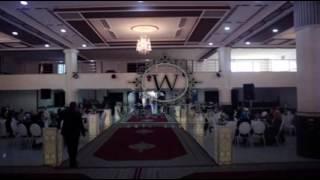 Défilé de caftan de luxe présenté par la styliste Mlle wafaa regab