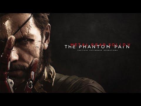 MGS: Phantom Pain. Cassette Tapes. Part 5.