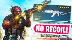 DEADLY Pro Player AK-47 CLASS SETUP has NO RECOIL!! (Modern Warfare)