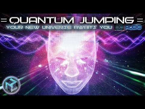 ✧QUANTUM JUMPING TO REWIRE WHAT YOU THINK IS REAL✧3D AUDIO ASMR Isochronic Tones Meditation Theta
