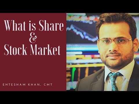 What Is A Share & Stock Market?