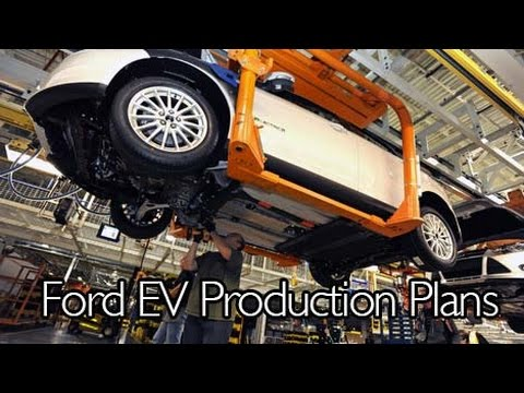 Ford's EV Production Plans, Shareholders Sue VW, GM Attacks