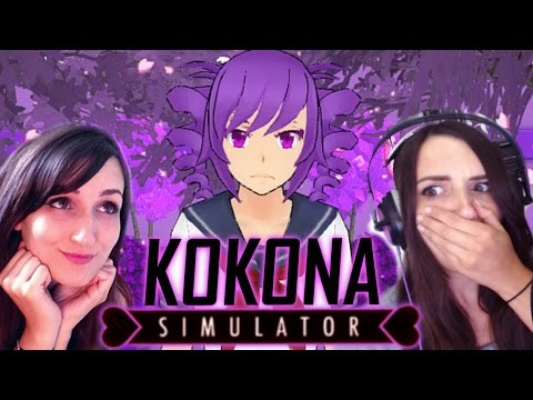 KOKONA SIMULATOR!! | Yandere Simulator DLC Rival Concept