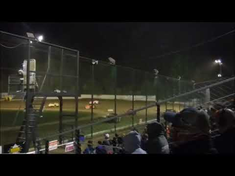 Brewerton Speedway - August 31th, 2018 - Modified Main