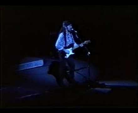 Rare U2 The Edge Van diemen's land Live 1990