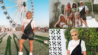 VLOG | COACHELLA WITH BEGINNING BOUTIQUE!