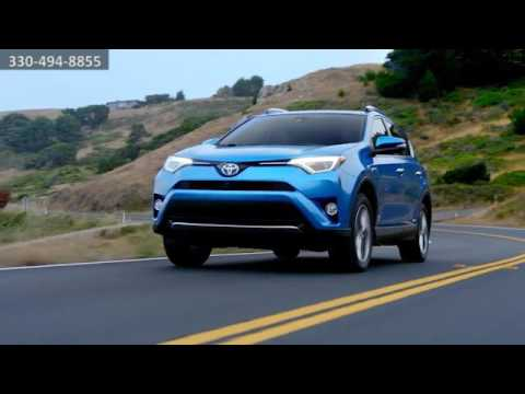 New 2016 Toyota RAV4 Hybrid Technology Cain Toyota Canton OH Akron OH