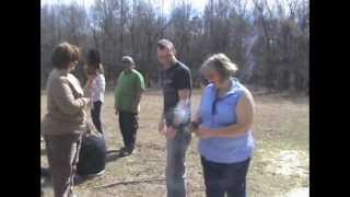 Cherokee Indian Smudging
