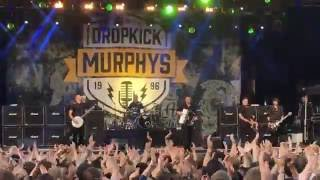 Dropkick Murphy's - Out Of Our Heads LIVE in Sweden