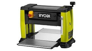 Как выбрать рейсмус + обзор рейсмуса Ryobi RAP 1500G
