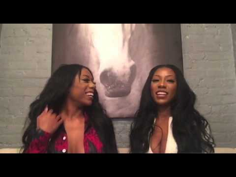 BGC14 twins (Clermont Twins) Ustream Q&A!
