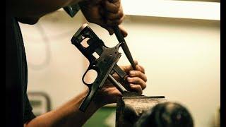 Jason Burton - Custom Gun Maker