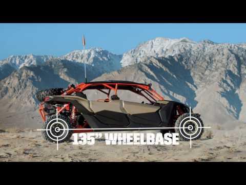 In depth look at Maverick X3 MAX - Can-Am