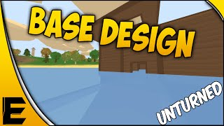 Unturned 3.0 ➤ Survival Guide - Water Base #2 [advanced Base Building Guide][6]