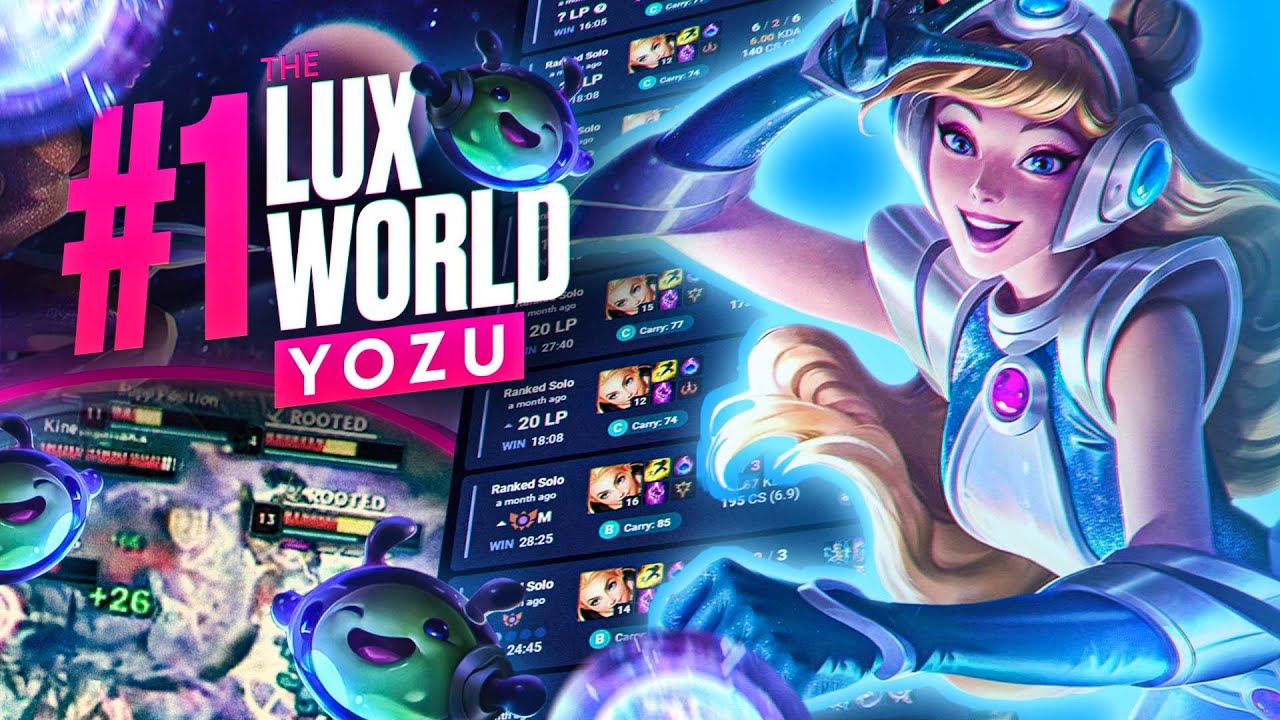 Download You should one trick Lux...