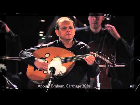 Anouar Brahem - Souvenance - Live à Carthage (Extraits)