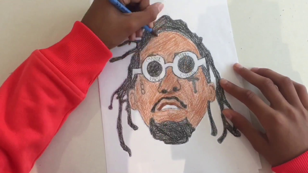 Offset Migos Drawing Aside Related Keywords Suggestions Offset