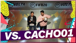 ¡¡JUGAMOS A VOLTA FOOTBALL!! | SURVIVAL MODE CON CACHO01