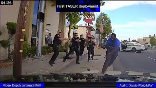 Bay Area police killings: Chinedu Okobi dies as San Mateo County Sheriff's deputies beat, tase him
