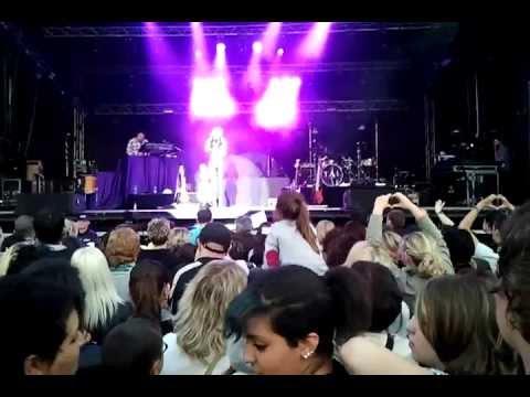 Tal en concert a saint dizier au parc du jard youtube for Parc du jard saint dizier