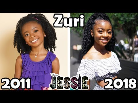 Jessie Before and After 2018 (Then and Now)
