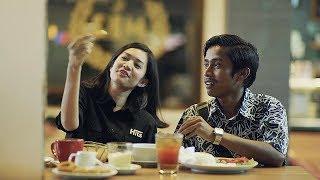 Dinner Romantis Bambang & Melanie - Mimpi Metropolitan