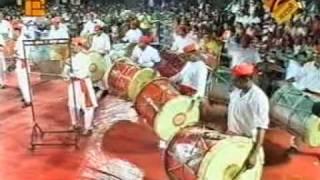 "Zee Marathi Dhol Tasha Competetion 2008 - Vimlabai Garware Pathak ""DVD Quality"""