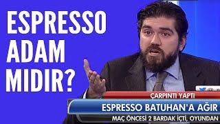 """""""Espresso adam mıdır?"""""""