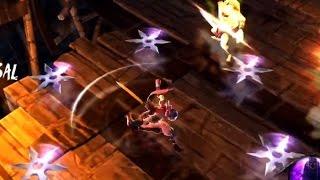 Darkness Reborn Kunoichi Skill Step 2