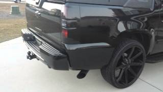 Blacked out 2007 Chevy Avalanche LTZ