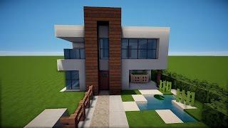Jannis Gerzen ViYoutubecom - Minecraft haus mit garten bauen