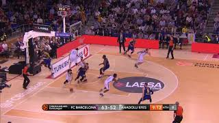 26.04.2019 / Barcelona Lassa - Anadolu Efes / Shane Larkin