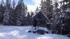 Life in a Tiny House Called Fy Nyth - Off Grid Solar Electrical System